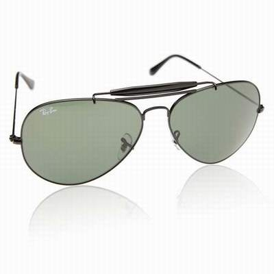 lunette soleil femme ray ban aviator